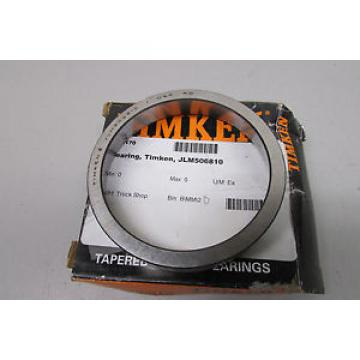 Timken Original and high quality  JLM506810 Tapered Roller Cup