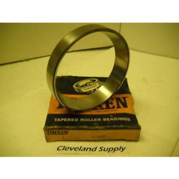 Timken Original and high quality  47620 TAPERED ROLLER CUP CONDITION IN BOX