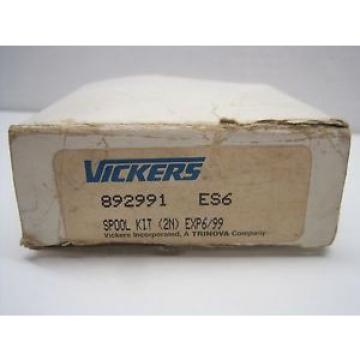 VICKERS Original and high quality 892991 SPOOL KIT