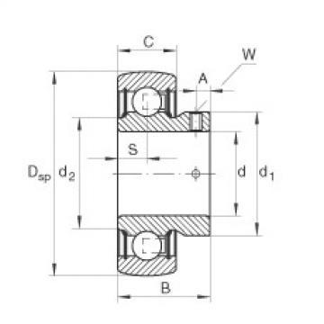 roulements AY25-NPP-B INA