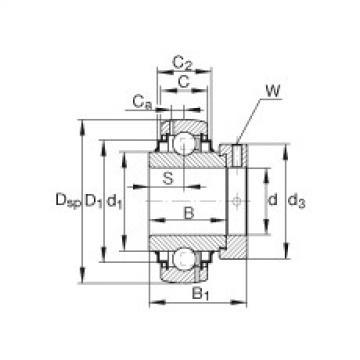 FAG Spannlager - G1104-206-KRR-B-AS2/V