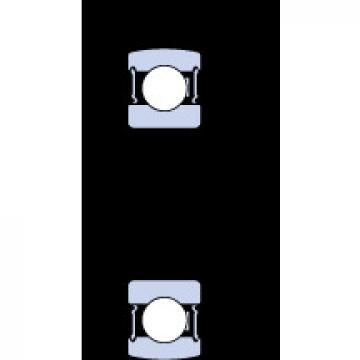 المحامل 1726309-2RS1 SKF