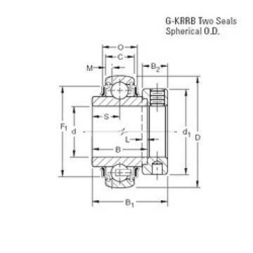 roulements G1212KRRB Timken