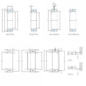 Rolamento NN 3030 K/SPW33 SKF