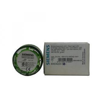Siemens Original and high quality 8WD4220-5AC Dauerlichtelement mit integrierter LED grün AC/DC 24 NEW