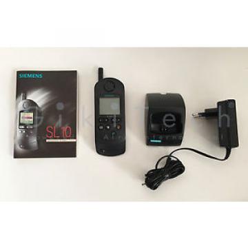 Siemens Original and high quality SL10D – VINTAGE GSM – SIM FREE – EU SPEC – VERY RARE – NEW
