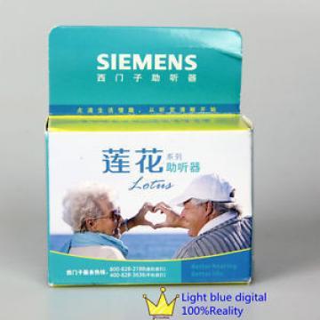 Siemens Original and high quality Brand  LOTUS High-Power 12P Digital BTE Hearing Aid