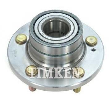 Timken Original and high quality Wheel and Hub Assembly Rear 512197 fits 01-06 Hyundai Santa Fe