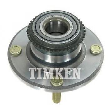 Timken Original and high quality Wheel and Hub Assembly Rear HA590101 fits 02-06 Mitsubishi Lancer