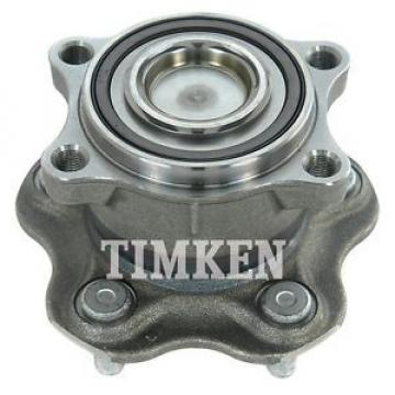 Timken Original and high quality Wheel and Hub Assembly Rear HA590045 fits 03-07 Nissan Murano