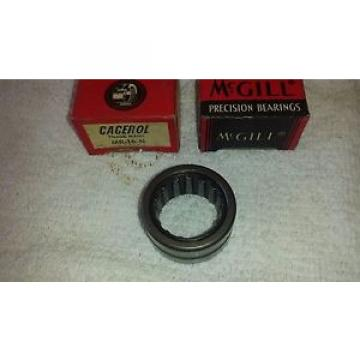 "McGill Original and high quality Roller Bearing Lot #MR-16-N  Id 1"" Od 1.5"" Width .75"""