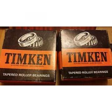 Timken Original and high quality  TAPERED ROLLER HM807040 WITH RACE HM807010