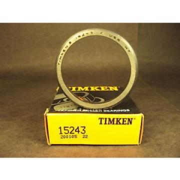 Timken Original and high quality  15243 Tapered Roller Cup