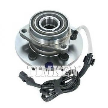 Timken Original and high quality Wheel and Hub Assembly Front SP550201