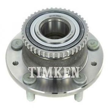 Timken Original and high quality  HA590100 Rear Hub Assembly