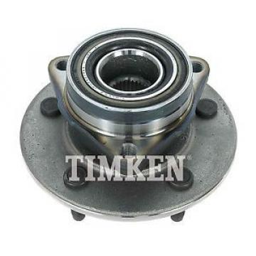 Timken Original and high quality  HA599863 Front Hub Assembly