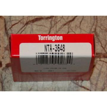 Timken Original and high quality Torrington NTA-3648 Needle Roller & Cage Thrust Assembly in box