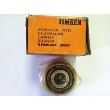 Timken Original and high quality  NA03063-SW Taper Cone Cup Assy # 90014  – **