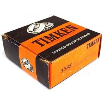 Timken Original and high quality  3585 TAPERED ROLLER