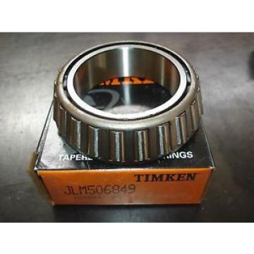 Timken Original and high quality  Tapered Roller s JLM506849