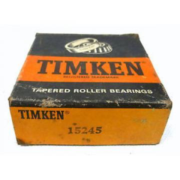 Timken Original and high quality  15245 Tapered Roller Cup