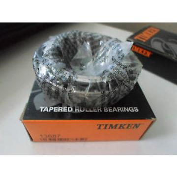 Timken Original and high quality 2 13687 s Auto Transmission Transfer Shaft Tapered Roller Cone
