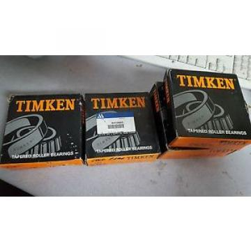 Timken Original and high quality  663 TAPERED ROLLER 663