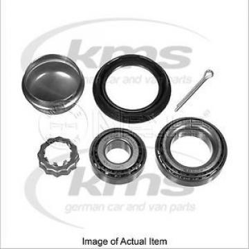 WHEEL Original and high quality BEARING KIT AUDI 80 81, 85, B2 2.2 quattro 85Q 136BHP Top German Quali