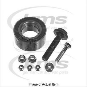 WHEEL Original and high quality KIT VW PASSAT 3B3 2.5 TDI 4motion 150BHP Top German Quality Fag Bearing