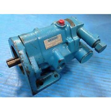 VICKERS Original and high quality PVB6 FL SXY 21 CM 11 HYDRAULIC PISTON PUMP 857526 REFURBISHED G2
