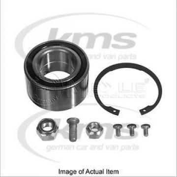 WHEEL Original and high quality KIT VW TRANSPORTER T4 Bus 70XB, 70XC, 7DB, 7DW 2.5 110BHP Top Ge Fag Bearing