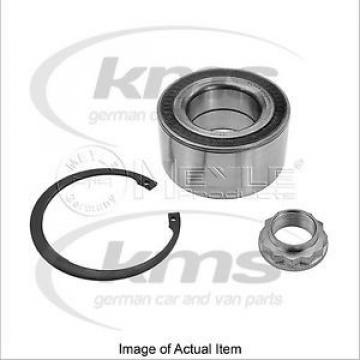 WHEEL Original and high quality BEARING KIT BMW X3 E83 xDrive 35 d 286BHP Top German Quality