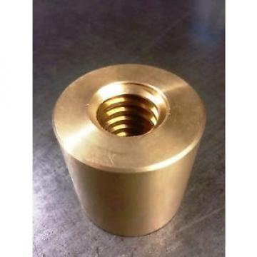 x1pce Original and high quality Cylindrical 20×4 Trapezoidal BRONZE Nut LRM20x4D CNC 3d Printer