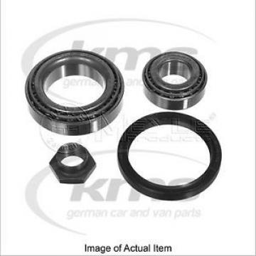 WHEEL Original and high quality KIT VW TRANSPORTER T3 Bus 1.6 TD 70BHP Top German Quality Fag Bearing