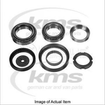 WHEEL Original and high quality KIT MERCEDES S-CLASS W126 500 SE SEL 126.036 245BHP Top German Fag Bearing
