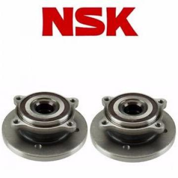 Mini New and Original Cooper 02-06 Set of 2 Front Axle Bearing and Hub Assembly NSK 62BWKH01A