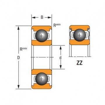 Timken Original and high quality  6021-ZZ Standard 6000 Series Deep Groove Ball Bearing