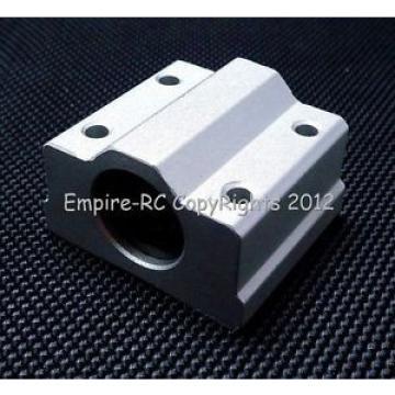 SC12UU Original and high quality SCS12UU 12mm 2 PCS Linear Ball Bearing Pellow Block Linear Unit FOR CNC