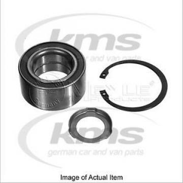 WHEEL Original and high quality KIT BMW Z4 E85 3.0 i 231BHP Top German Quality Fag Bearing