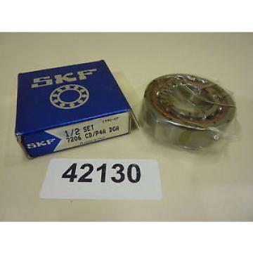 Skf Original and high quality Bearing 7206 CD/P4A DGA New #42130