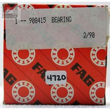 908415 Original and high quality  Fag Bearing