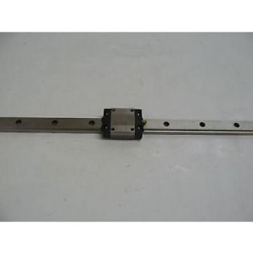 "THK Original and high quality LINEAR MOTION GUIDE A6E II 68 RSR15VM WITH RAIL 23 1/4"" L X 1/2"" W X 3/8"" T"