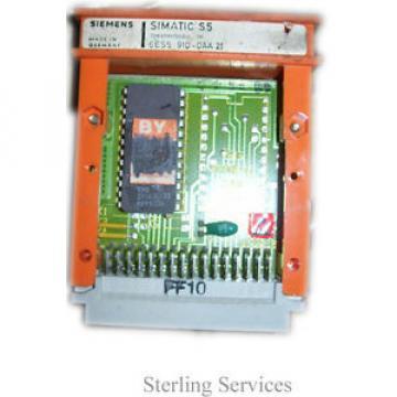 Siemens Original and high quality 6ES5910-0AA21 One Year Warranty !