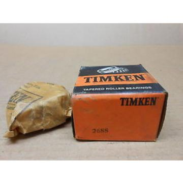 "Timken Original and high quality 1  2688 TAPERED ROLLER C 1-1/16"" ID 1.0013"" WIDTH"