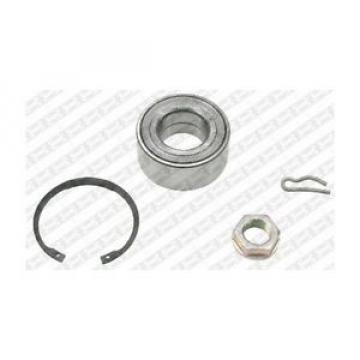 SNR Original and high quality Radlagersatz R166.13 Vorderachse PSA Fag Bearing