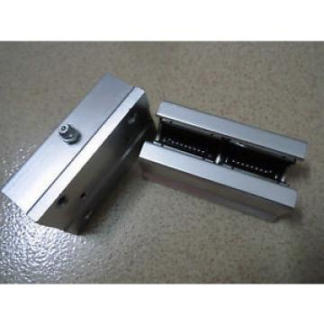 2 Original and high quality Pcs 40 MM SBR40LUU Router Motion Solide Block Unit SBR Series XYZ Bear Bearing