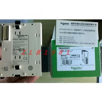 Schneider/Modicon Original and high quality PLC Expansion Module TM2AVO2HT