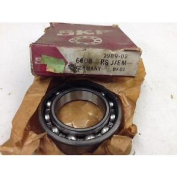 New Original and high quality SKF Bearing 6008RSJEM