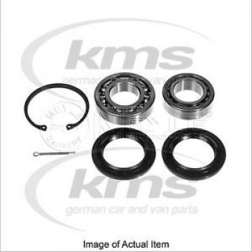 WHEEL Original and high quality KIT VW TRANSPORTER T3 Bus 2.1 112BHP Top German Quality Fag Bearing