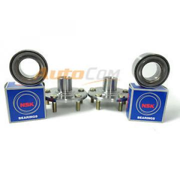NSK Original and high quality Wheel Bearing w/Autocom FRONT Hub Set 841-72016 Honda Civic Si SiR 04-05